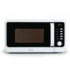 Domo DO2013G Magnetron met Grill Wit