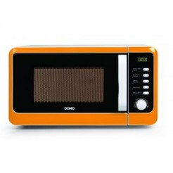 Domo DO2016G Magnetron met Grill Orange Twist