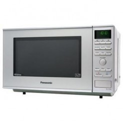Panasonic NN-CF760M - Magnetron met Grill, Hetelucht