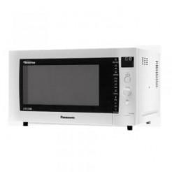 Panasonic NN-CD560M Slim-Combi - Magnetron, Hetelucht, Quarzgrill, 1000 W